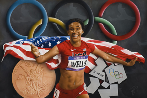 Kellie Wells